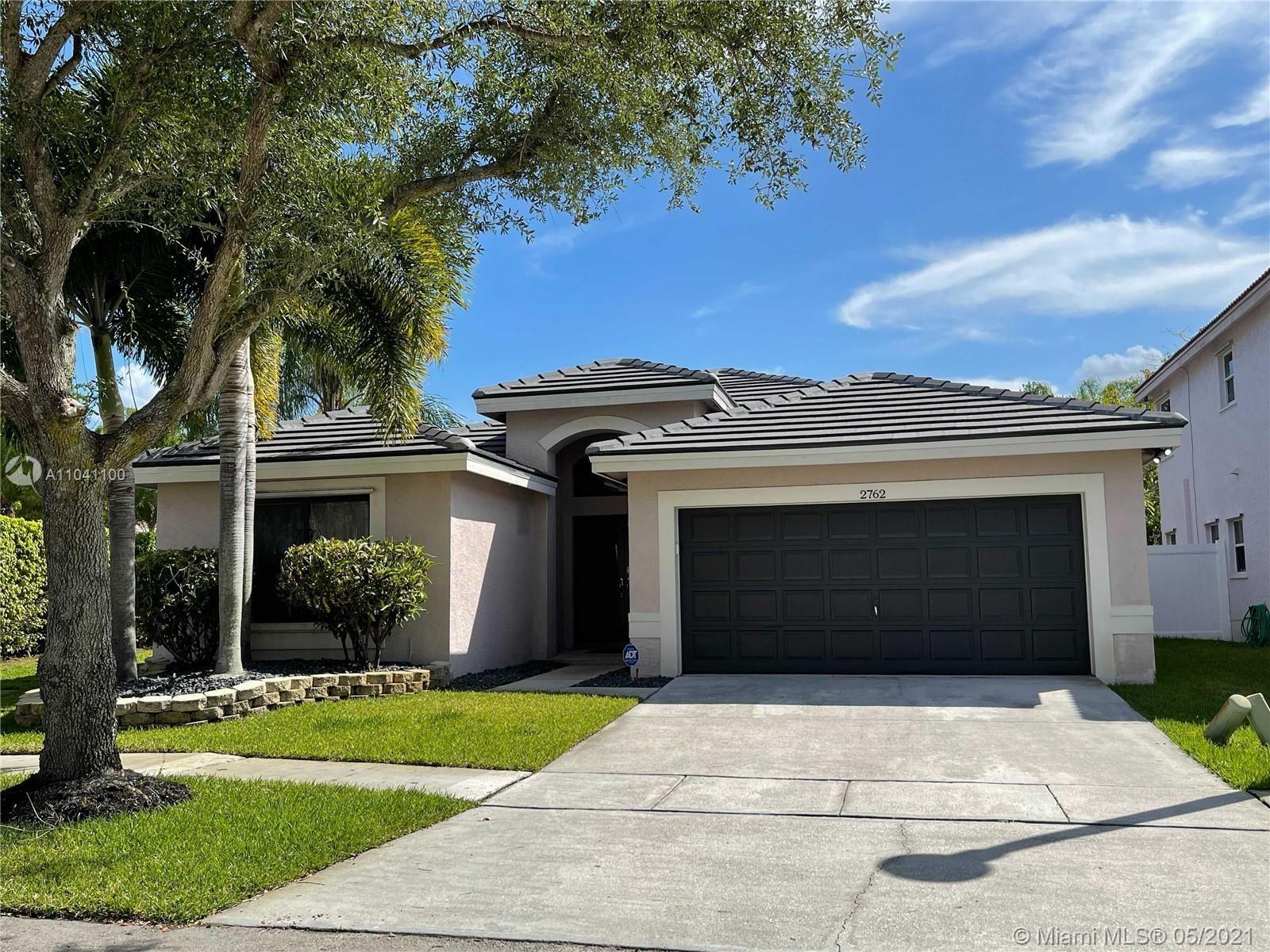 Photo of 2762 SW 179th Ave, Miramar, FL 33029 (MLS # A11041100)
