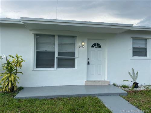 Photo of 3420 SW 47th Ave, West Park, FL 33023 (MLS # A10909101)
