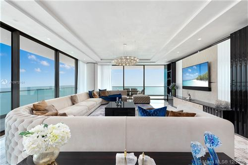 Photo of 10203 Collins Ave #2601, Bal Harbour, FL 33154 (MLS # A10972101)