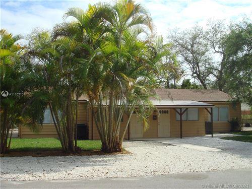 Photo of 1538 NE 131st Ln #1538, North Miami, FL 33161 (MLS # A11103101)