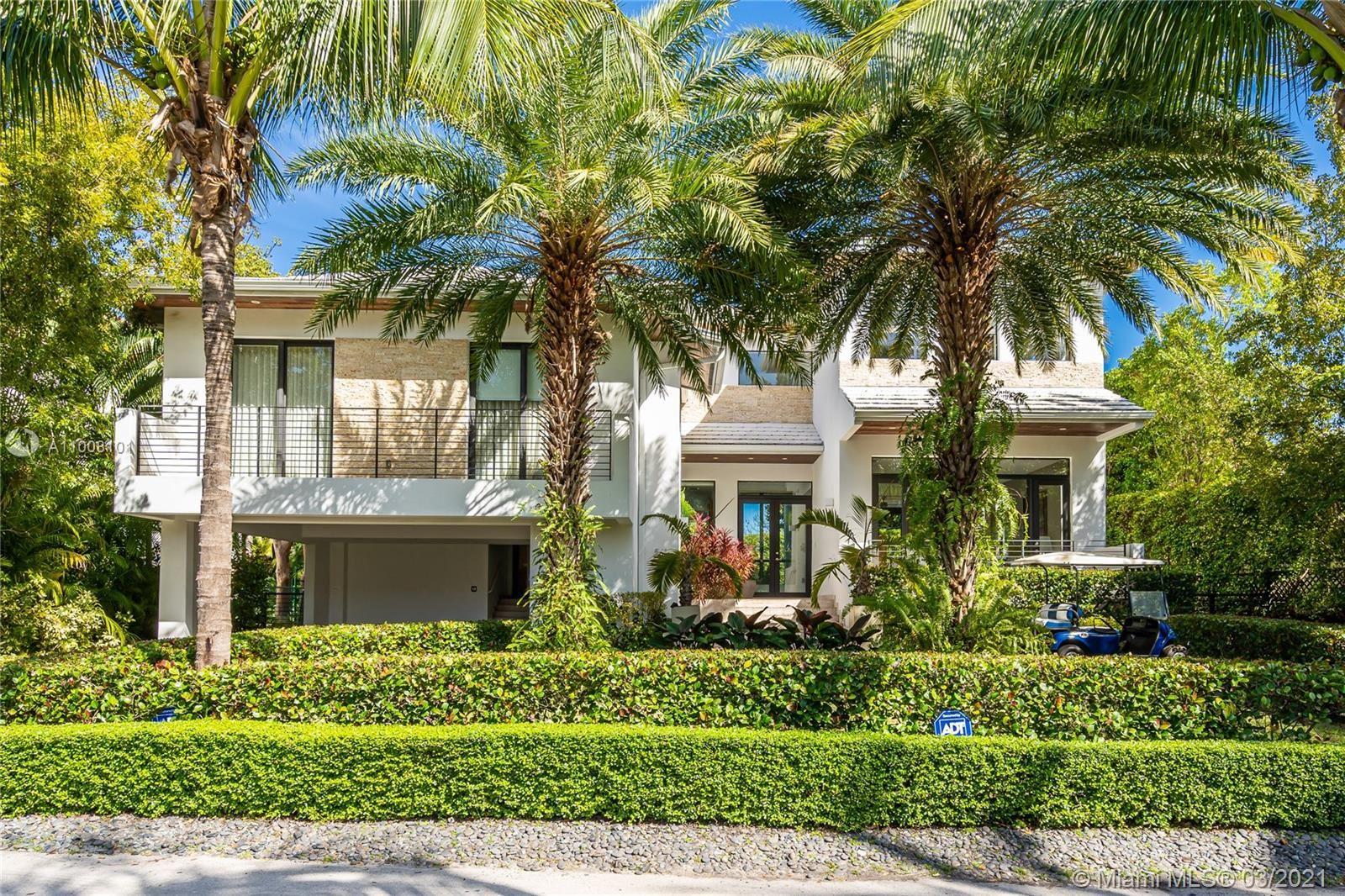561 Hampton Ln, Key Biscayne, FL 33149 - #: A11008101