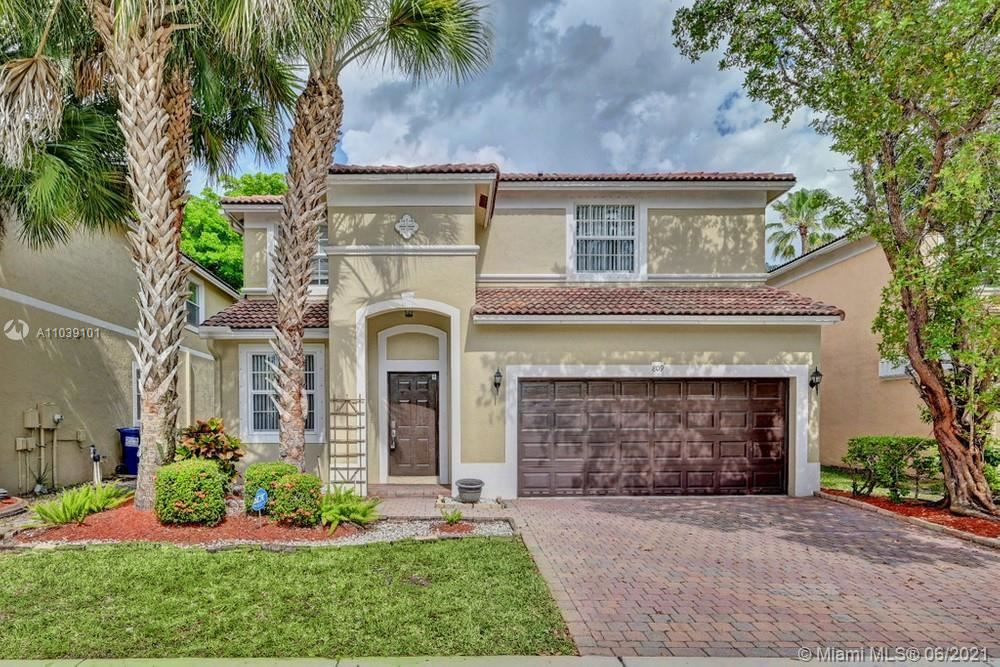 809 NW 126th Avenue, Coral Springs, FL 33071 - #: A11039101