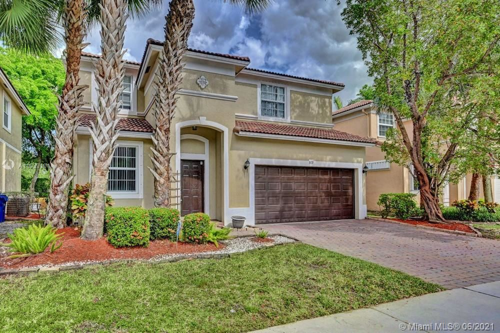 Photo of 809 NW 126th Avenue, Coral Springs, FL 33071 (MLS # A11039101)