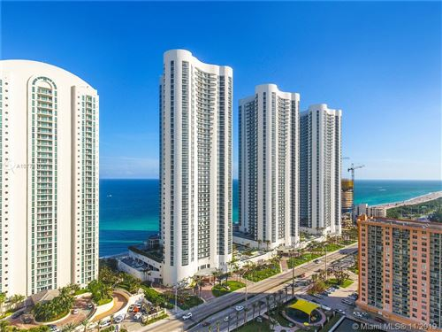 Photo of 16001 Collins Ave #3501, Sunny Isles Beach, FL 33160 (MLS # A10774102)