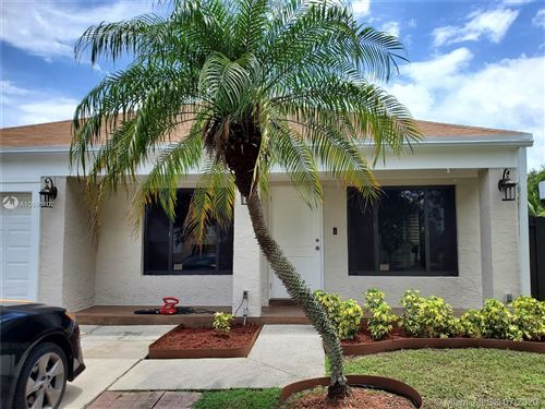Photo of Listing MLS a10891102 in 1100 SW 84th Terrace Pembroke Pines FL 33025