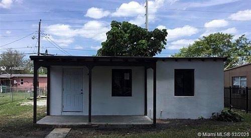 Photo of 2061 York St, Opa-Locka, FL 33054 (MLS # A10992102)