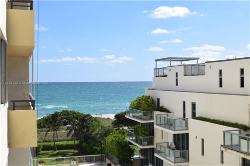 Photo of 9511 Collins Ave #507, Surfside, FL 33154 (MLS # A11113102)