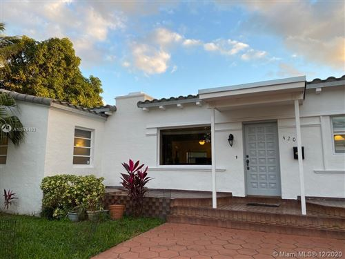 Photo of 420 88th St, Surfside, FL 33154 (MLS # A10976103)