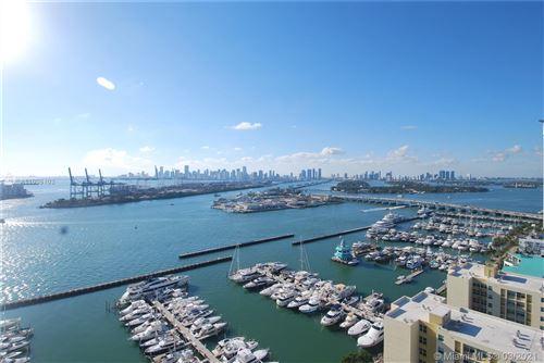 Photo of 90 Alton Rd #2610, Miami Beach, FL 33139 (MLS # A11008103)