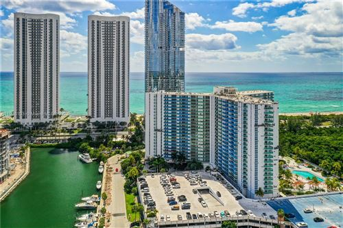 Photo of 100 Bayview Dr #2114, Sunny Isles Beach, FL 33160 (MLS # A11028103)