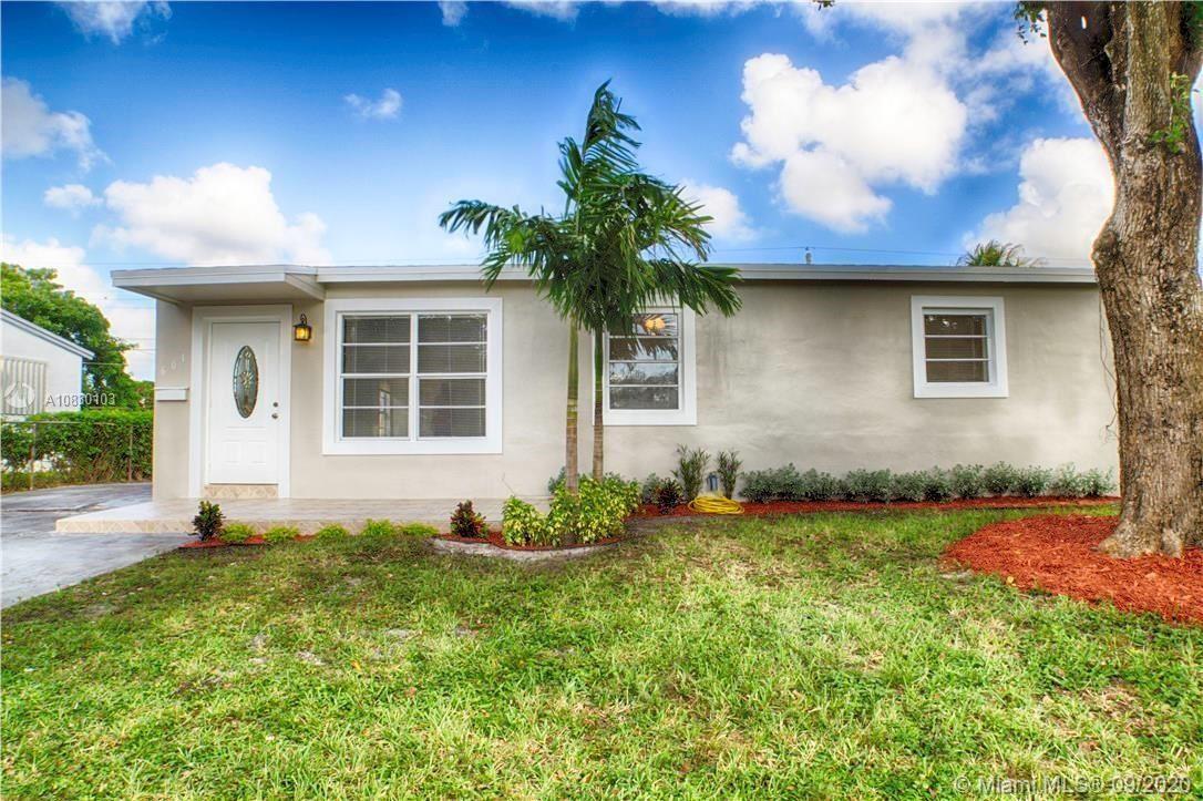 601 N 69 Terr, Hollywood, FL 33024 - #: A10830103
