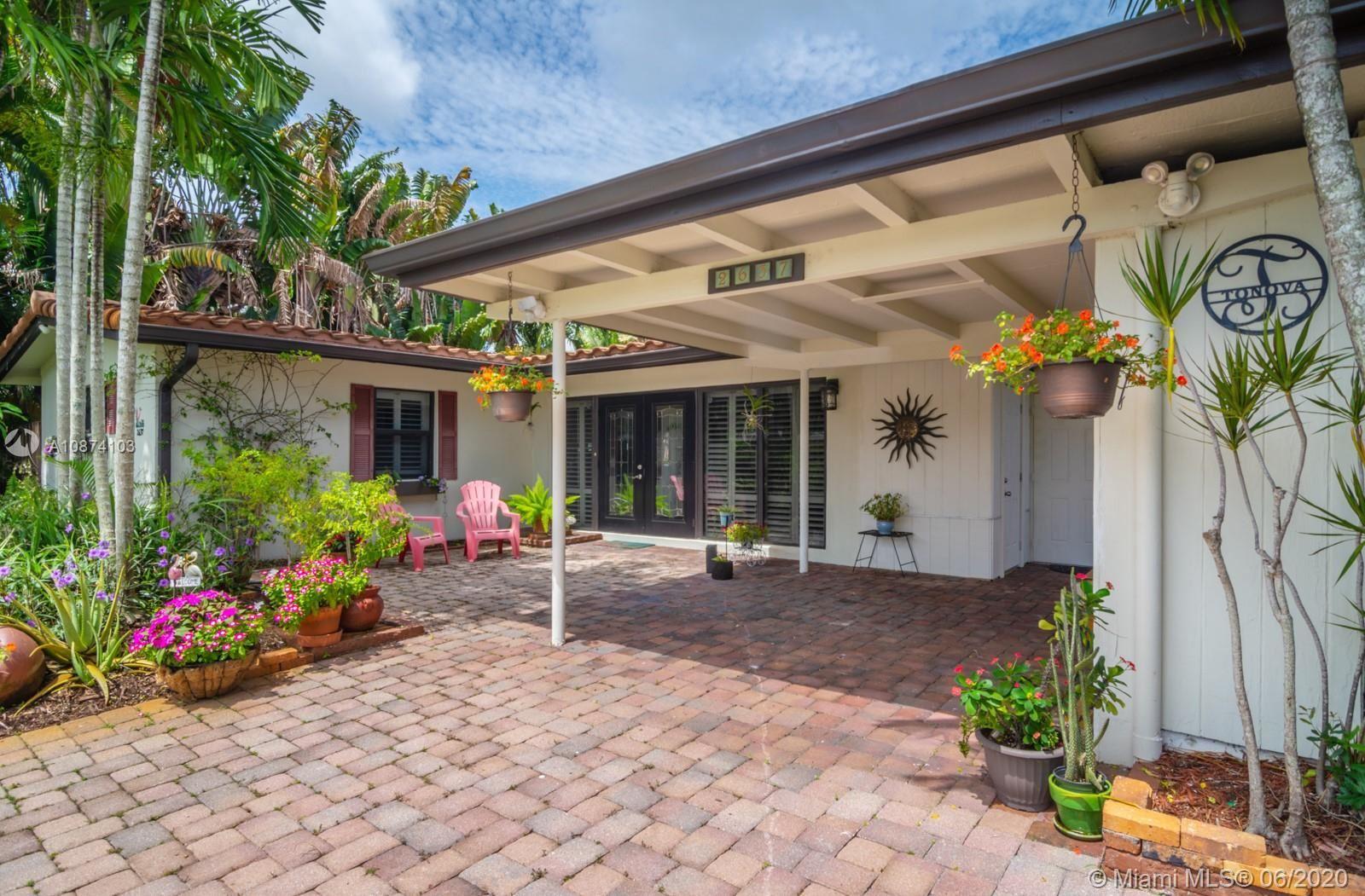 2637 Flamingo Ln, Fort Lauderdale, FL 33312 - #: A10874103
