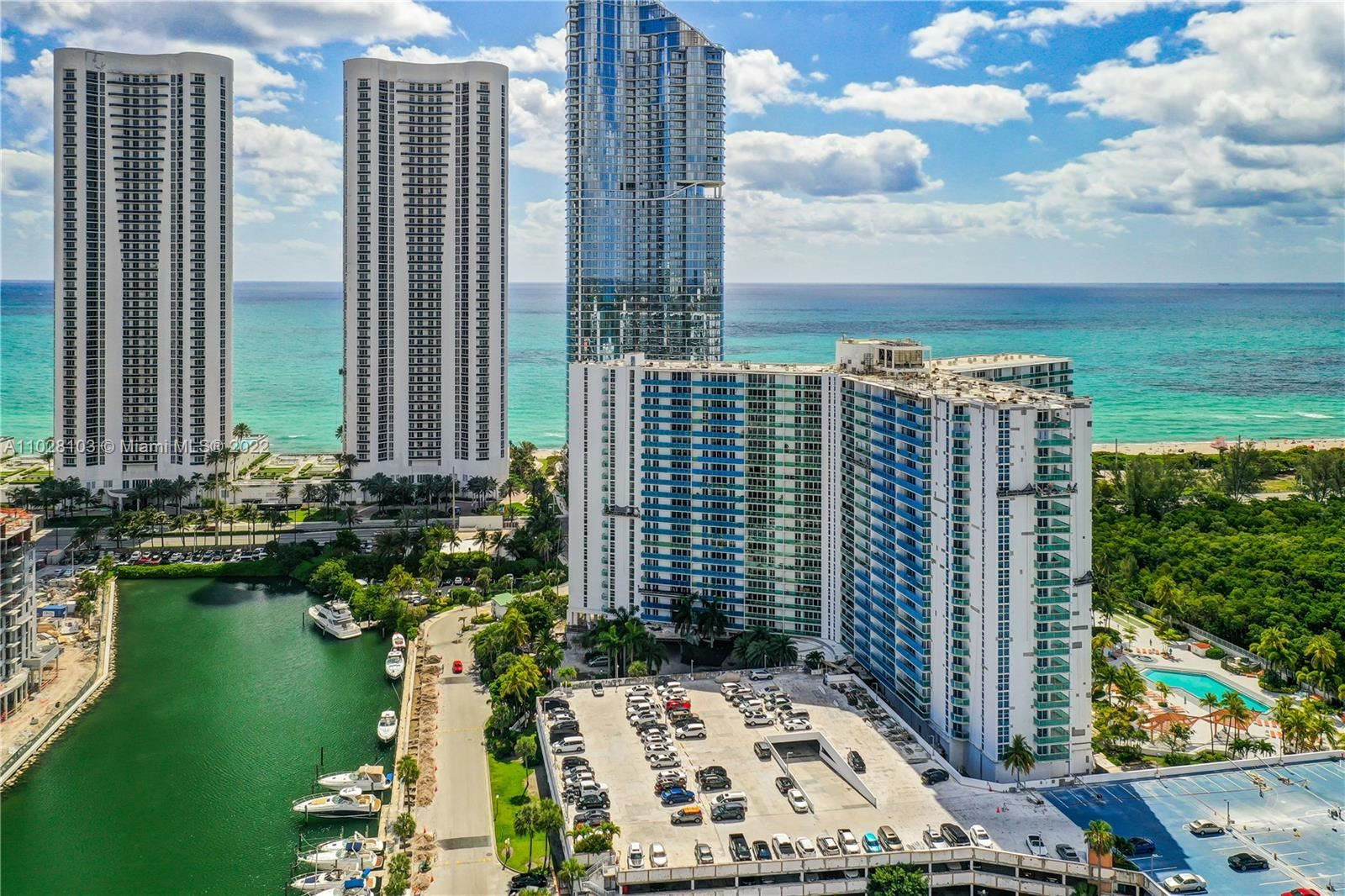 100 Bayview Dr #2114, Sunny Isles, FL 33160 - #: A11028103