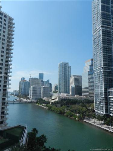 Photo of 901 BRICKELL KEY BL #1202, Miami, FL 33131 (MLS # A10334104)