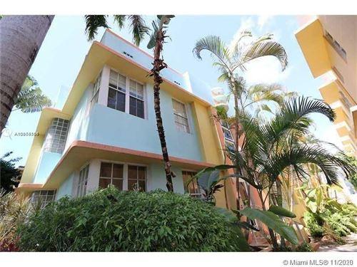 Photo of 748 Euclid Ave #1, Miami Beach, FL 33139 (MLS # A10964104)