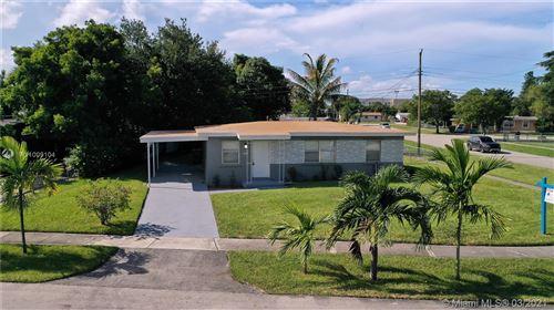 Photo of 3601 NW 2nd St, Lauderhill, FL 33311 (MLS # A11009104)