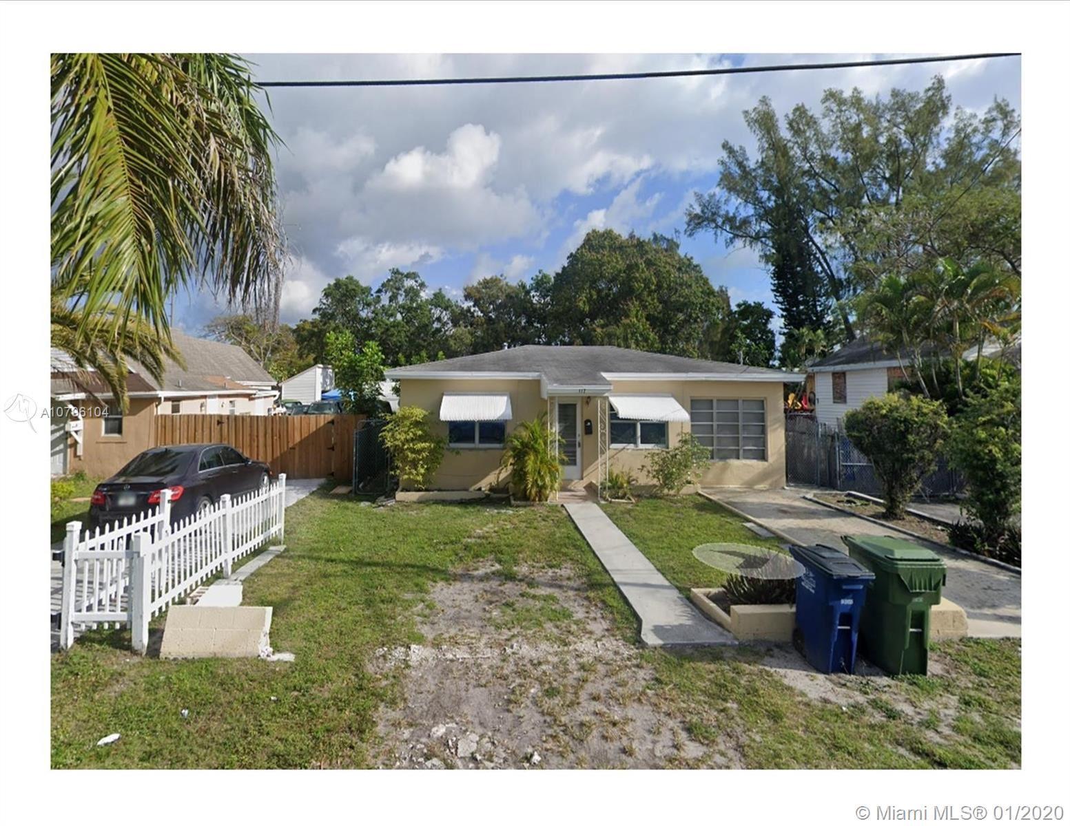 117 SE 4th St, Hallandale Beach, FL 33009 - #: A10796104
