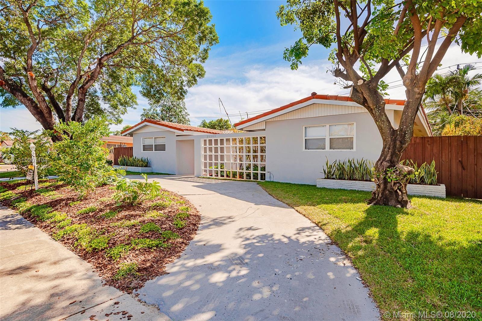 20360 Highland Lakes Blvd, Miami, FL 33179 - #: A10903104