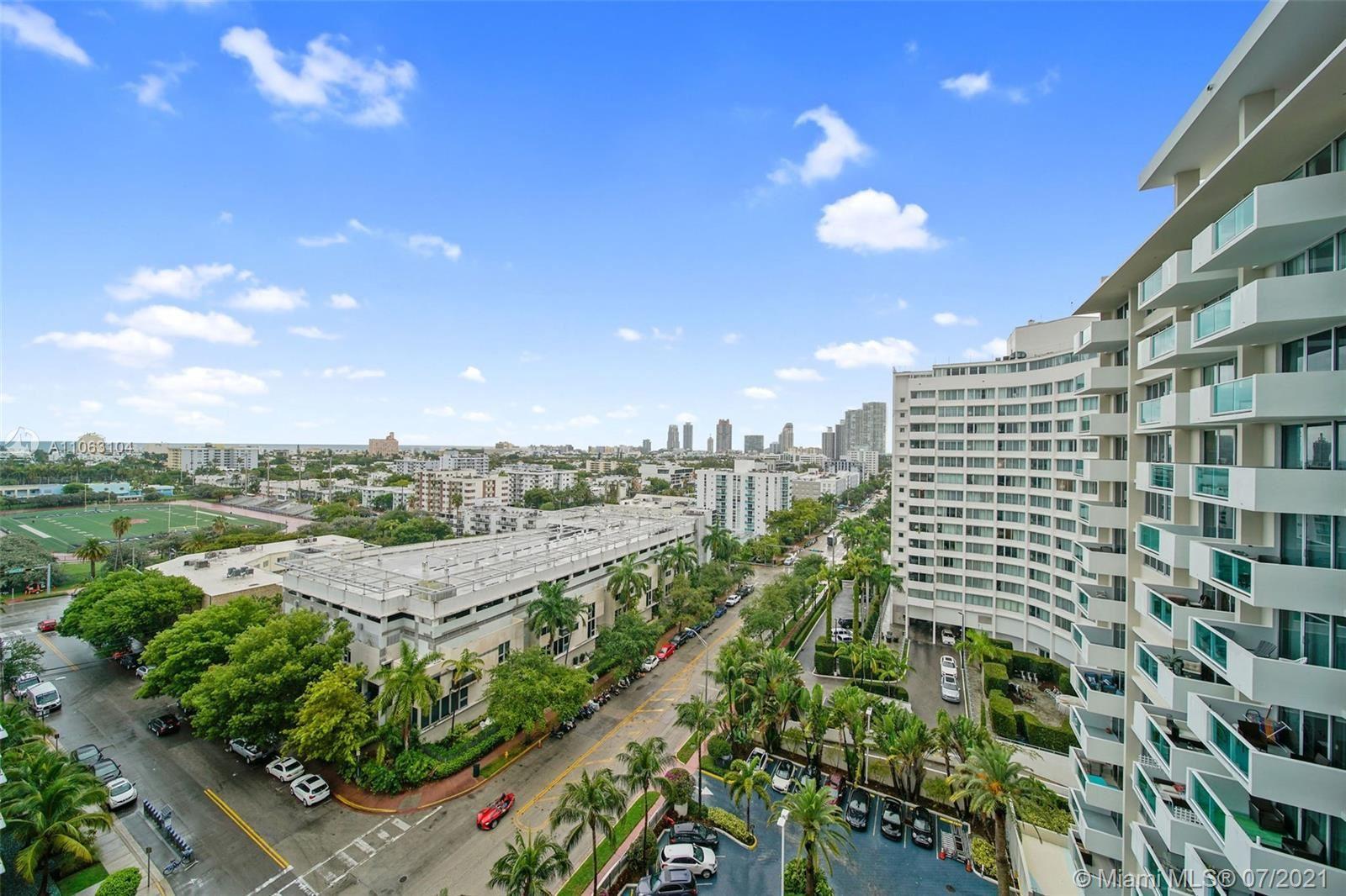 1200 West Ave #1215, Miami Beach, FL 33139 - #: A11063104