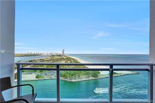 Tiny photo for 10295 COLLINS AV #1617+1616, Bal Harbour, FL 33154 (MLS # A10537105)