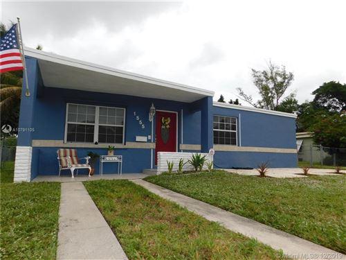 Photo of 1555 NE 139th St, North Miami, FL 33161 (MLS # A10791105)