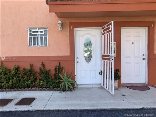 Photo of Listing MLS a10803105 in 8086 NW 10th St #4 Miami FL 33126