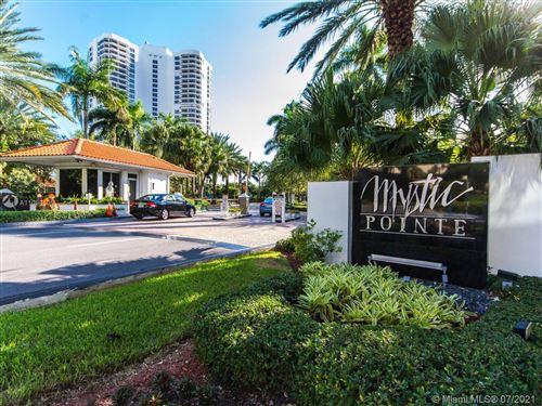 Photo of 3530 Mystic Pointe Dr #1902, Aventura, FL 33180 (MLS # A11068105)