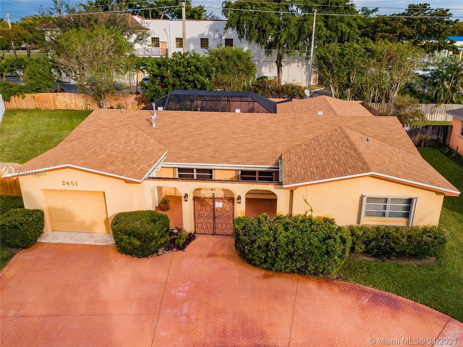 2451 NW 82nd Ave, Pembroke Pines, FL 33024 - #: A10986105