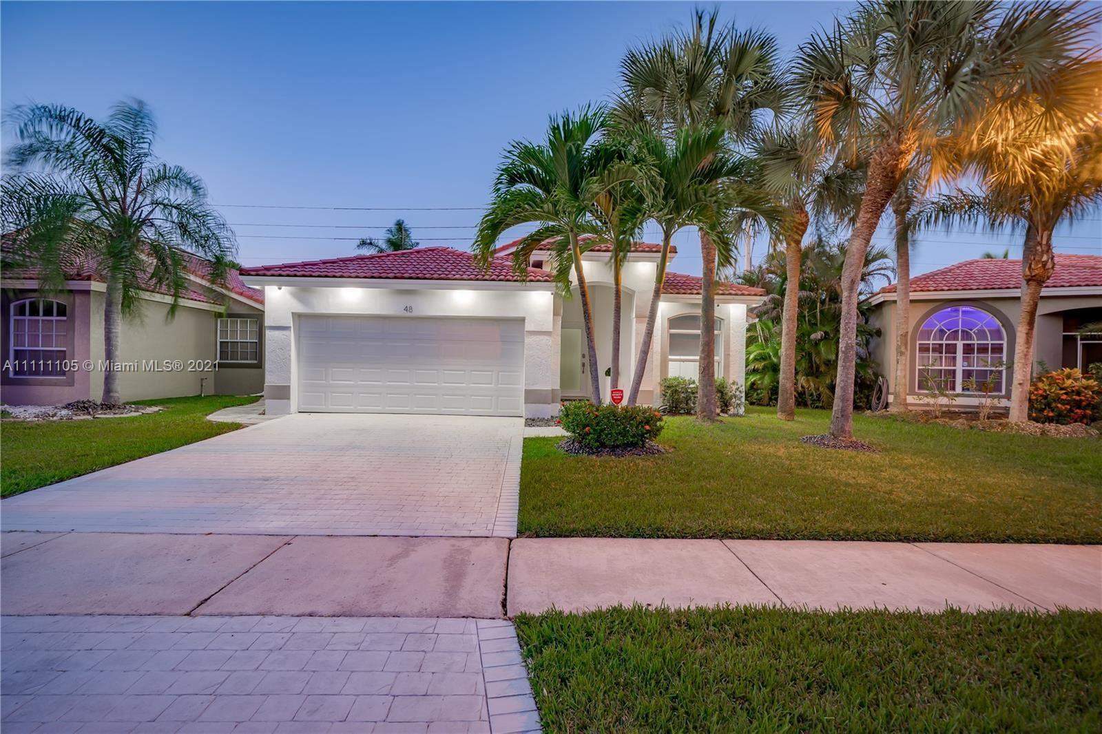 48 Gables Blvd, Weston, FL 33326 - #: A11111105