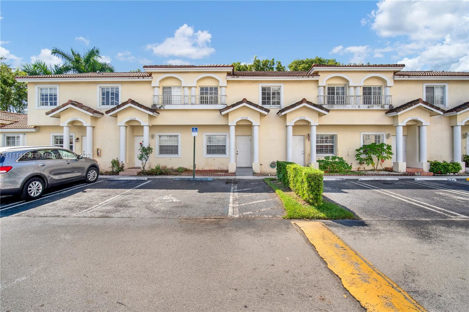 12108 SW 143rd Ln #4-5, Miami, FL 33186 - #: A11114106