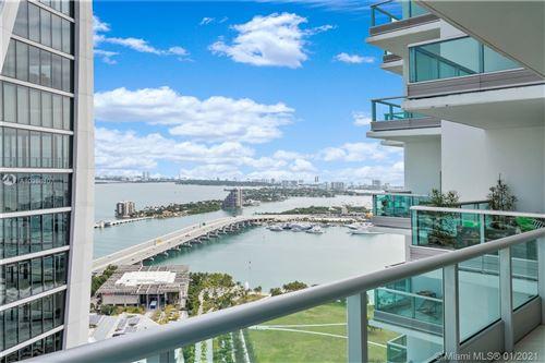 Photo of 900 Biscayne Blvd #4312, Miami, FL 33132 (MLS # A10986107)