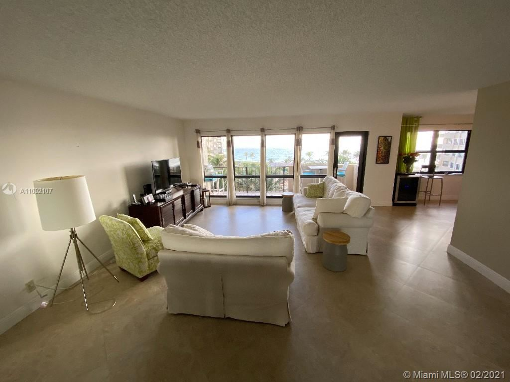 Photo of 4900 N Ocean Blvd #612, Lauderdale By The Sea, FL 33308 (MLS # A11002107)