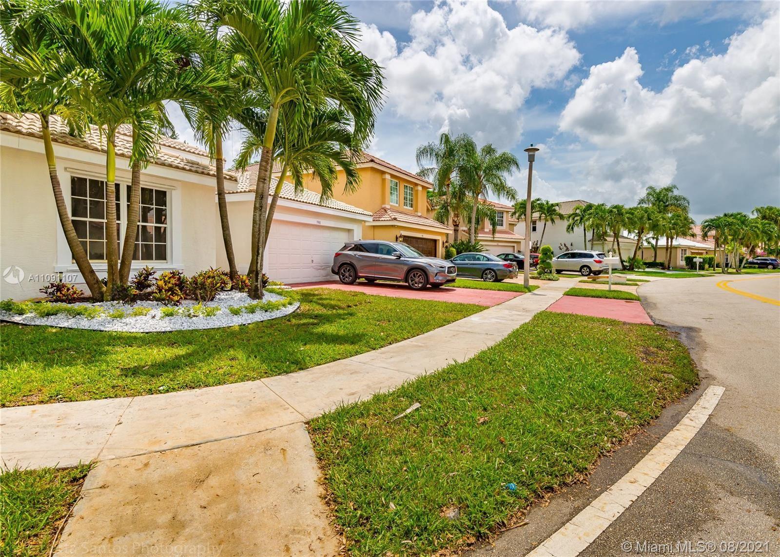 1901 SW 179th Ave, Miramar, FL 33029 - #: A11091107