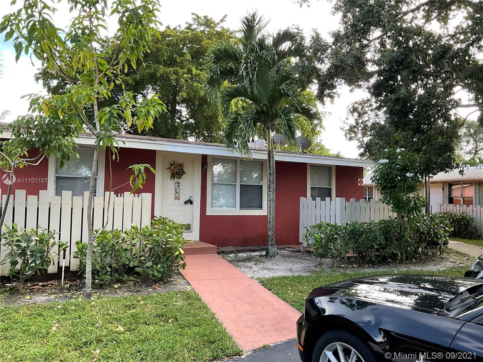 Photo of 7194 Southgate Blvd #7194, Tamarac, FL 33321 (MLS # A11101107)