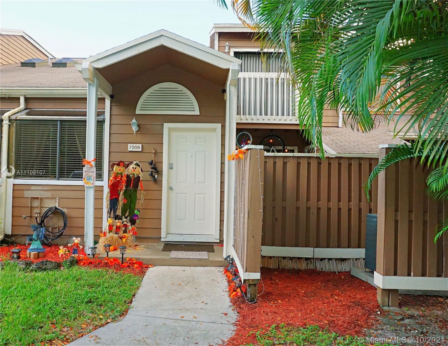 Photo of 7208 Sportsmans Dr #7208, North Lauderdale, FL 33068 (MLS # A11108107)