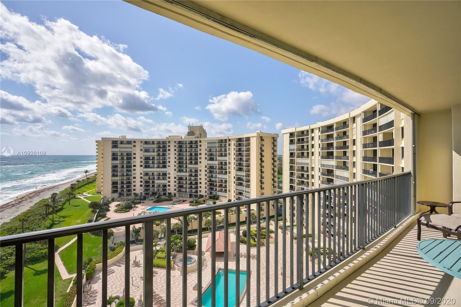 Photo of 400 Ocean Trail Way #1102, Jupiter, FL 33477 (MLS # A10926108)