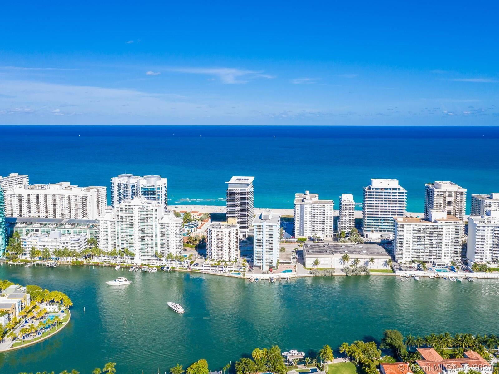 5875 Collins Ave #1602, Miami Beach, FL 33140 - #: A11011108