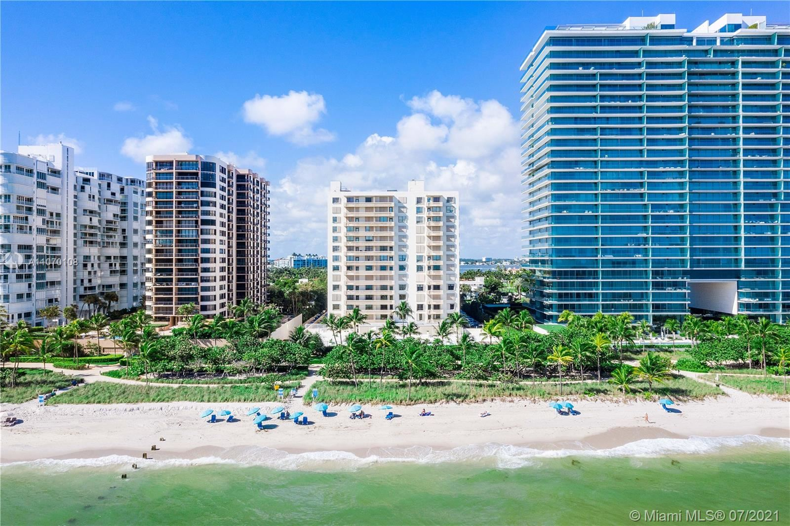 Photo of 10185 Collins Ave #407, Bal Harbour, FL 33154 (MLS # A11070108)