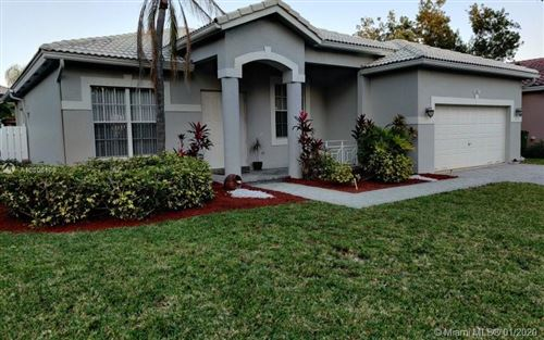 Photo of Listing MLS a10806109 in 261 SW 167th Ave Pembroke Pines FL 33027