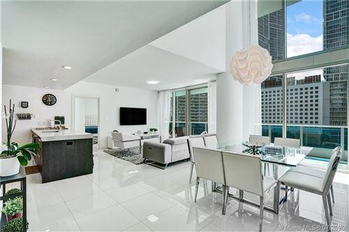 Photo of 200 Biscayne Boulevard Way #505, Miami, FL 33131 (MLS # A10886109)