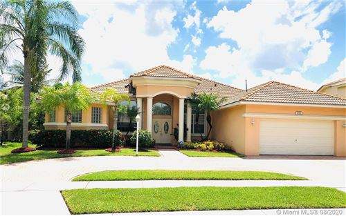 Photo of Listing MLS a10895109 in 2141 NW 139th Ter Pembroke Pines FL 33028