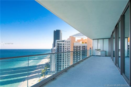 Photo of 18975 Collins Ave #2801, Sunny Isles Beach, FL 33160 (MLS # A11007109)