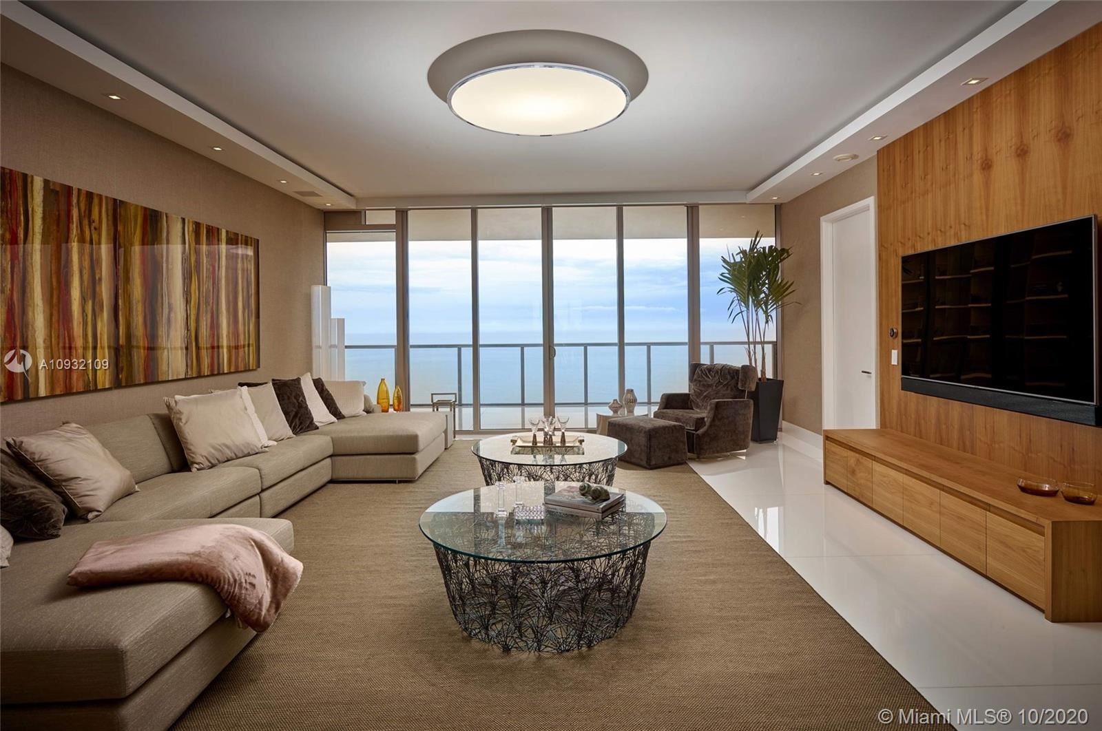 Photo of 9701 Collins Ave #2302S, Bal Harbour, FL 33154 (MLS # A10932109)