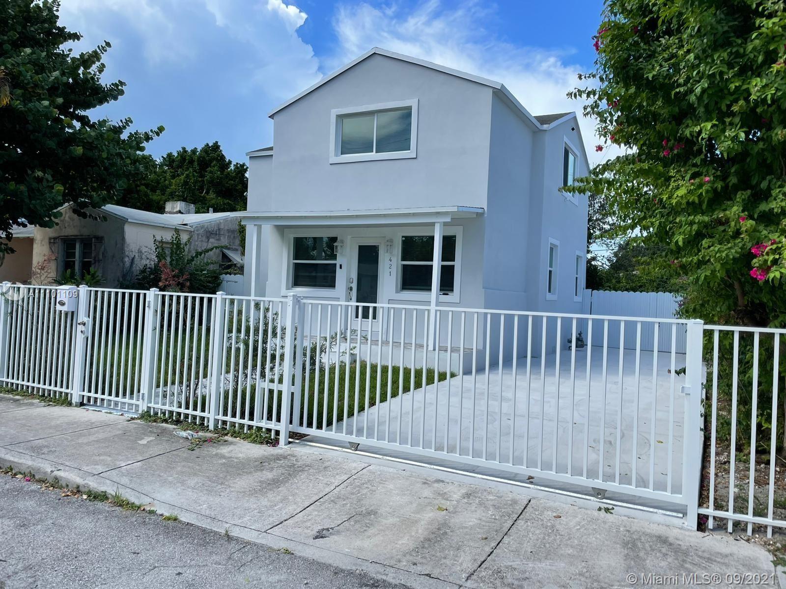 421 NW 44th St, Miami, FL 33127 - #: A11101109