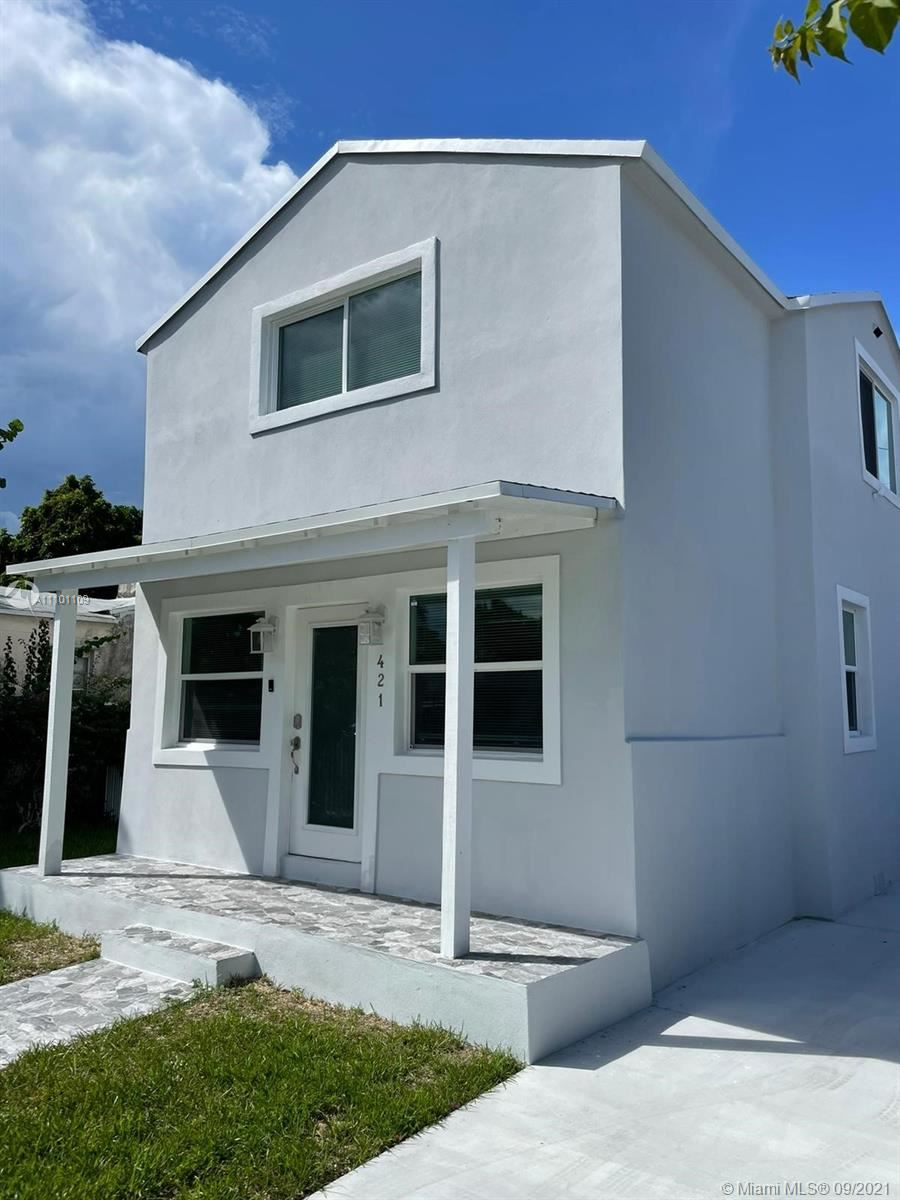 Photo of 421 NW 44th St, Miami, FL 33127 (MLS # A11101109)