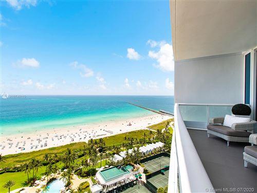 Photo of 100 S Pointe Dr #2008, Miami Beach, FL 33139 (MLS # A10746110)