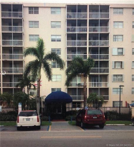 Photo of 1251 NE 108th St #703, Miami, FL 33161 (MLS # A11019110)