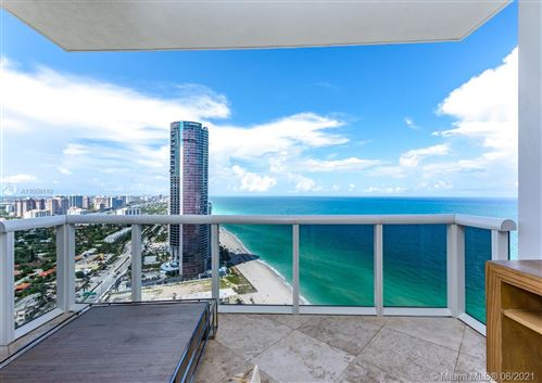 Photo of 18201 Collins Ave #4504, Sunny Isles Beach, FL 33160 (MLS # A11059110)