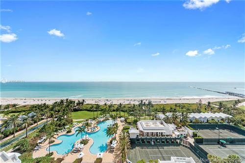 Photo of 100 S Pointe Dr #1206, Miami Beach, FL 33139 (MLS # A10346111)