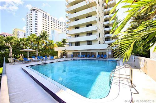 Photo of 1621 Collins Ave #301, Miami Beach, FL 33139 (MLS # A10728111)